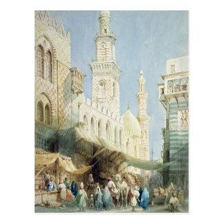 Carte Postale L'EL Gohargiyeh, le Caire de Sharia