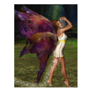 Carte Postale L'Enchanter