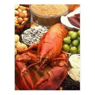 Carte Postale Les arts culinaires