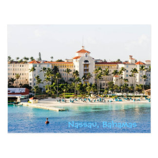 Carte Postale Les Bahamas