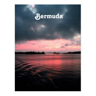 Carte Postale Les Bermudes