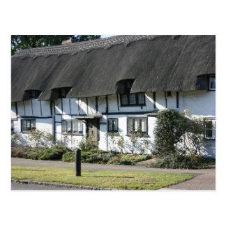 Carte Postale Les cottages d'Anne Boleyn chez Wendover, R-U