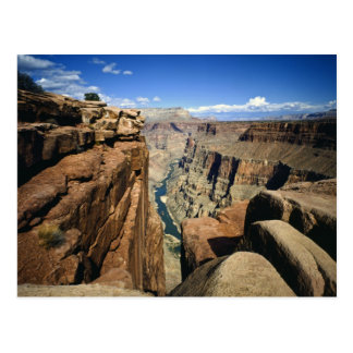 Carte Postale Les Etats-Unis, Arizona, parc national de canyon
