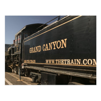 Carte Postale Les Etats-Unis, Arizona, Williams : Chemin de fer