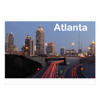 Carte Postale Les Etats-Unis Atlanta (St.K)