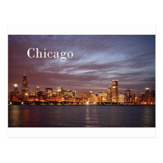 Carte Postale Les Etats-Unis Chicago St.K)