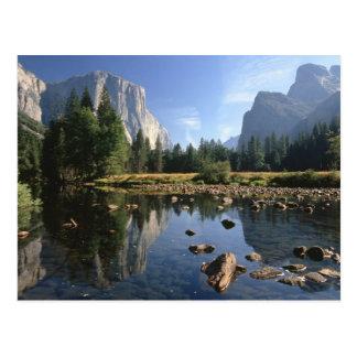 Carte Postale Les Etats-Unis, la Californie, parc national de