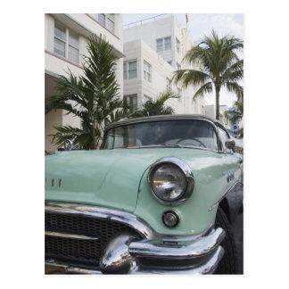 Carte Postale Les Etats-Unis, la Floride, Miami Beach : Beach du