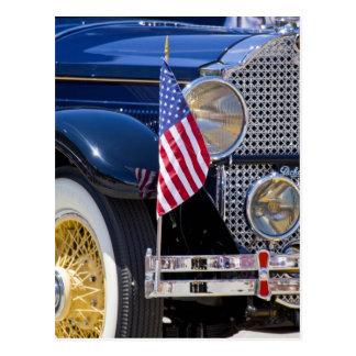 Carte Postale Les Etats-Unis, le Colorado, Frisco. Automobile