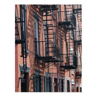 Carte Postale Les Etats-Unis, New York, New York City, Brooklyn