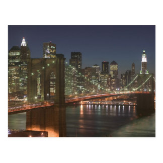 Carte Postale Les Etats-Unis, New York, New York City, Manhattan
