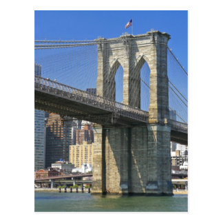 Carte Postale Les Etats-Unis, New York, New York City. Pont de