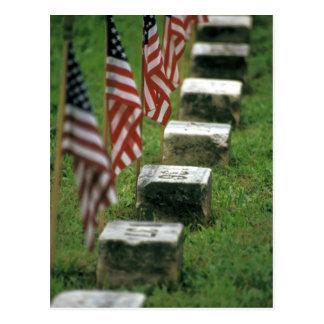 Carte Postale Les Etats-Unis, Pennsylvanie, Gettysburg. Guerre