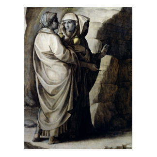 Carte Postale Les femmes saintes à la tombe 2