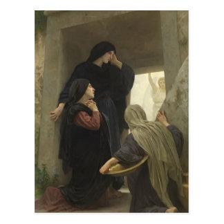 Carte Postale Les femmes saintes à la tombe par William