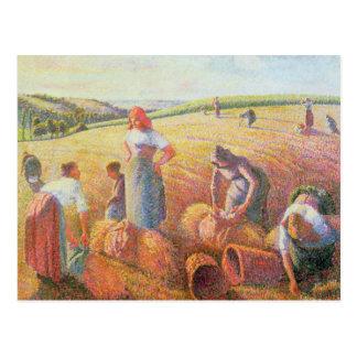 Carte Postale Les glaneurs, 1889