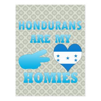 Carte Postale Les Honduriens sont mon Homies