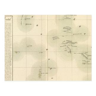 Carte Postale Les Marshall Islands Océanie aucuns 10