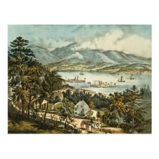 Carte Postale Les montagnes de Catskill