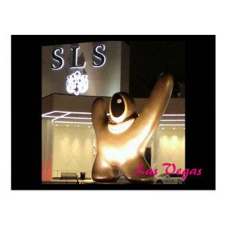 Carte Postale Les SLS Las Vegas