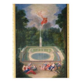 Carte Postale Les vergers de Versailles avec Mars