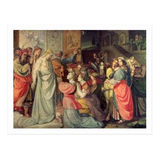 Carte Postale Les vierges sages et insensées