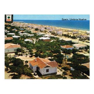 Carte Postale L'Espagne, Ombrie Huelva