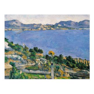 Carte Postale L'Estaque, vue de la baie de Marseille