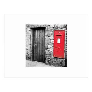 Carte Postale Leterbox géant