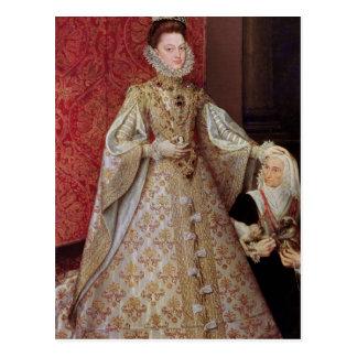 Carte Postale L'Eugenia Isabel Clara d'Infanta avec