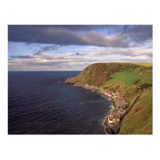 Carte Postale L'Europe, Ecosse, Aberdeen. Vue aérienne de