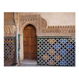 Carte Postale L'Europe, Espagne, Andalousie, Grenade, Alhambra
