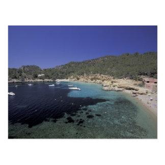 Carte Postale L'Europe, Espagne, Balearics, Ibiza, Cala Salada.