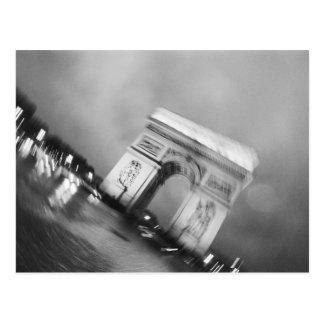 Carte Postale L'Europe, France, Paris. Arc de Triomphe de