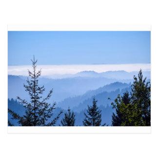 Carte Postale Levage de brouillard