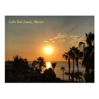 Carte Postale Lever de soleil de Cabo