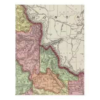 Carte Postale L'Idaho 4