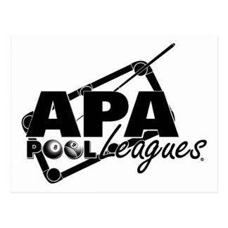 Carte Postale Ligues d'APA
