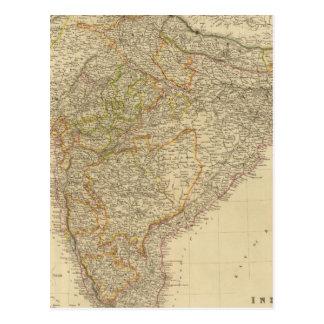 Carte Postale L'Inde