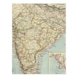 Carte Postale L'Inde 5