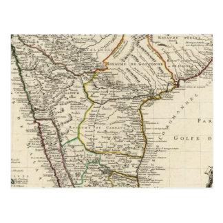 Carte Postale L'Inde, Bangladesh, Asie