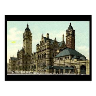 Carte postale, l'institut impérial, Londres
