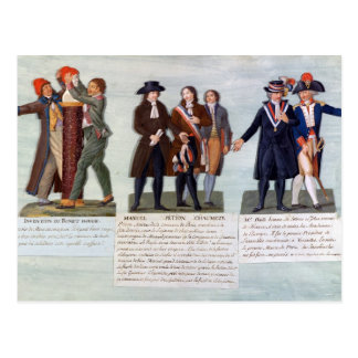 Carte Postale L'invention de Red Hat, Manuel, Petion