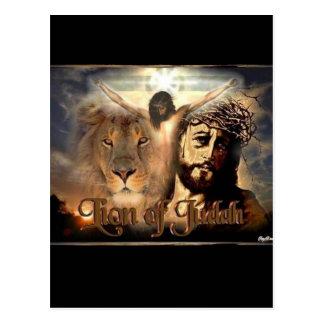 Carte Postale Lion de Judah