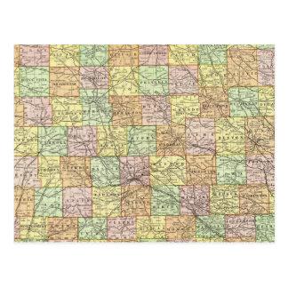 Carte Postale L'Iowa