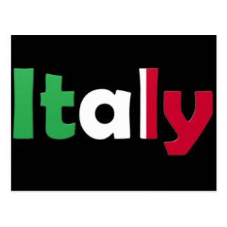 Carte Postale L'Italie