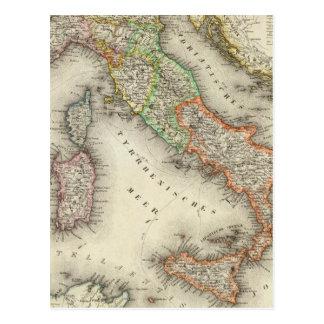 Carte Postale L'Italie 12
