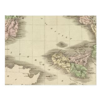 Carte Postale L'Italie du sud 2