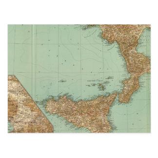 Carte Postale L'Italie du sud 2729