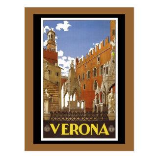 Carte Postale L'Italie Milan Assisi Napoli Vérone San Remo